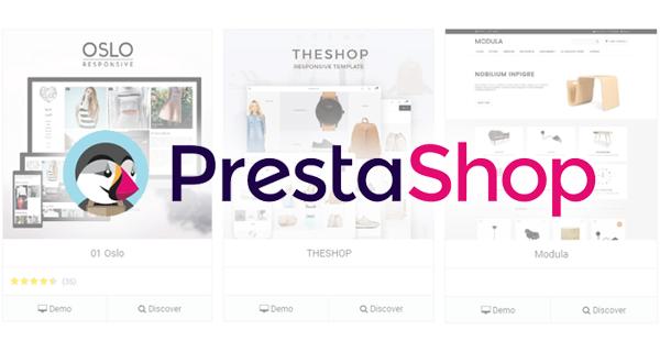 30 templates incríveis para usar no seu e-commerce Prestashop
