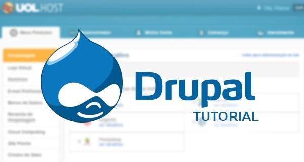 Aprenda a criar um site na plataforma Drupal