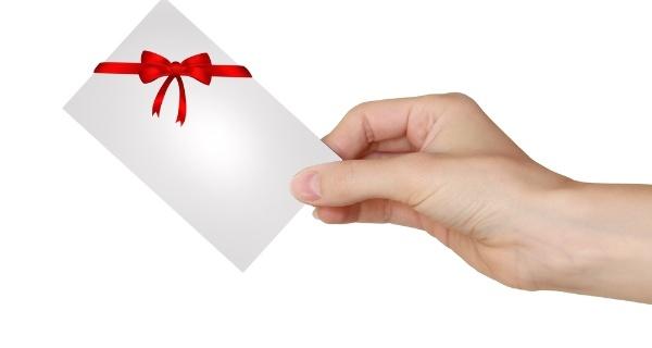 4 dicas para você oferecer cartão presente em sua loja virtual