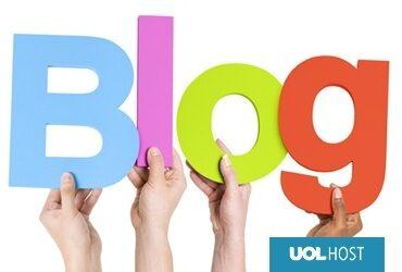 Confira as vantagens do Blog UOL HOST