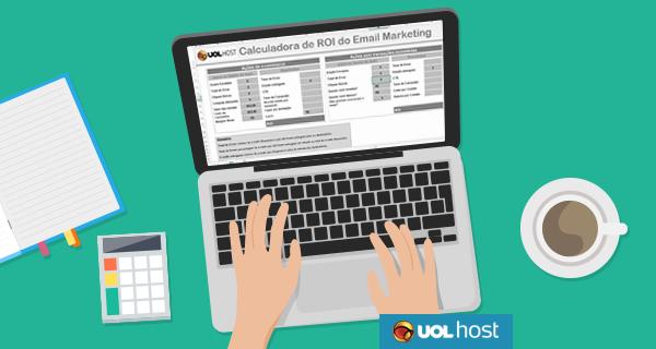 Baixe grátis: Calculadora de ROI de e-mail marketing