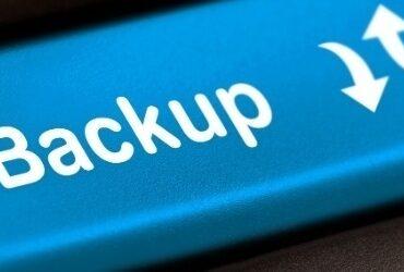 Como fazer backup dos seus arquivos importantes