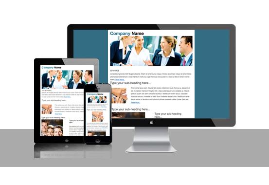 Design responsivo: a palavra de ordem em e-mail marketing
