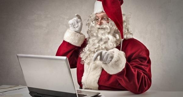 Série Natal: Seja o Papai Noel e não o bicho-papão para seu cliente