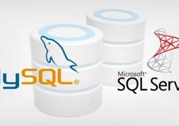 Qual a diferença entre MySQL e SQL Server?