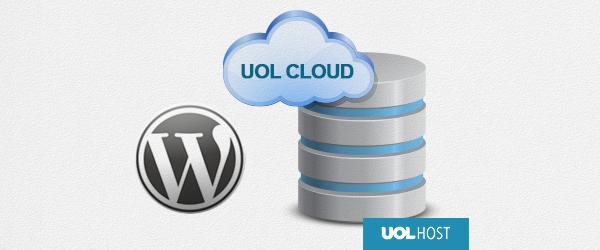 Instalando o WordPress e o Banco de Dados em UOL Cloud Servers independentes