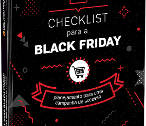 Checklist para Black Friday