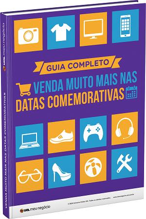 E-book - Guia completo: Venda muito mais nas datas comemorativas