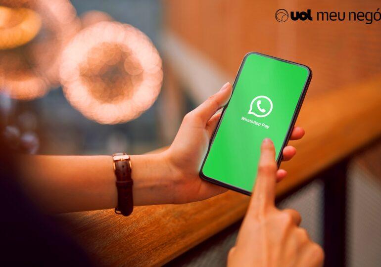 O que é e como usar o WhatsApp Pay no seu negócio?