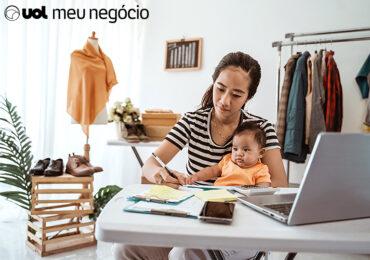 Mães empreendedoras: Como superar os desafios de maternar e empreender?