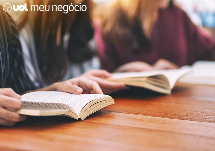 5 dicas de livros para empreendedores iniciantes começarem com sucesso!