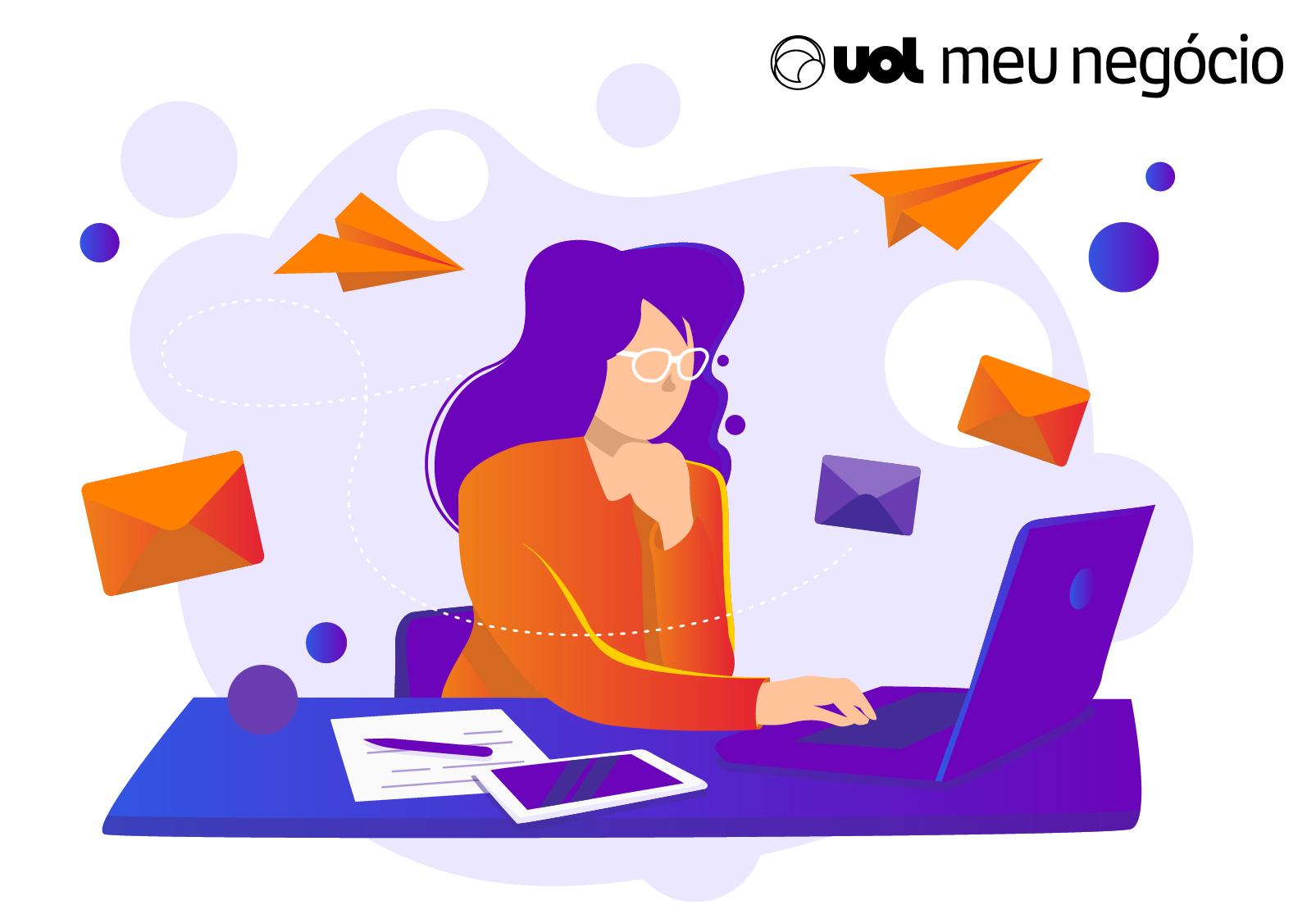 Como criar um E-mail Profissional com o nome da sua empresa
